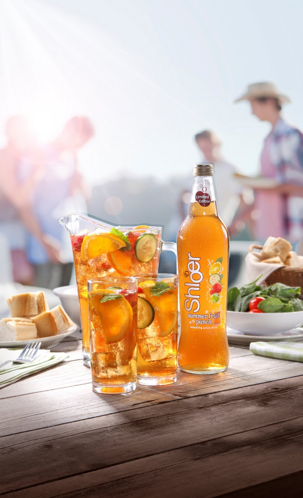 ... Summer Fruit) punch - win tickets to a Tatton Park picnic concert