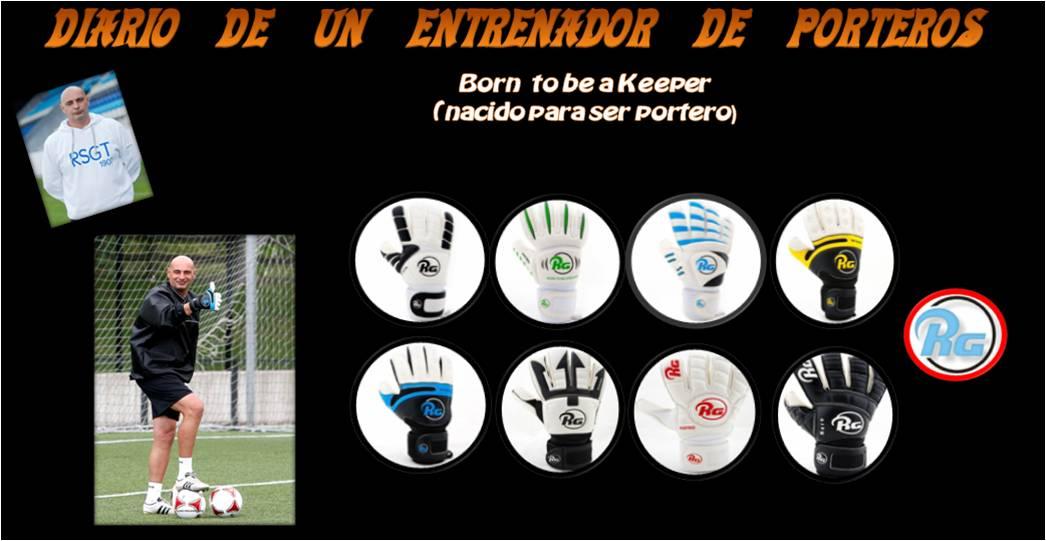Echevarria: Diario de un entrenador de porteros