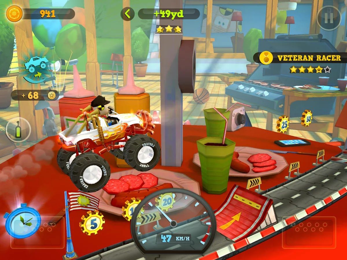 Small&Furious v1.10 [Free Upgrades]