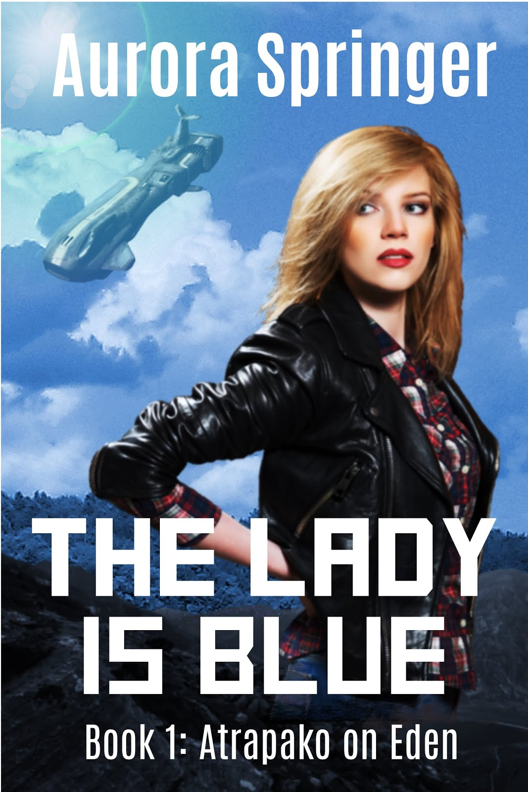 The Lady is Blue