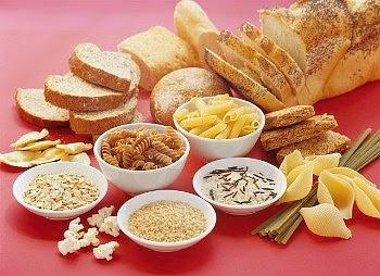 makan nasi dan produk bijirin