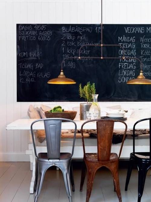 Sala de jantar moderna 9