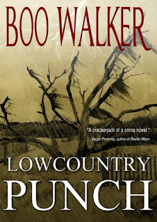 Lowcountry Punch Boo Walker book cover