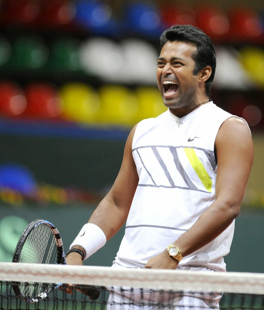 tennis player leander adrian paes Get online information on leander paes famous indian tennis player personal profile and sports career  full name: leander adrian paes nick name: lee.