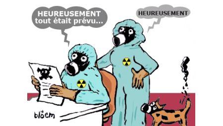 A Fukushima, niveaux de radiation inquiétants détectés sur l'un des réacteurs