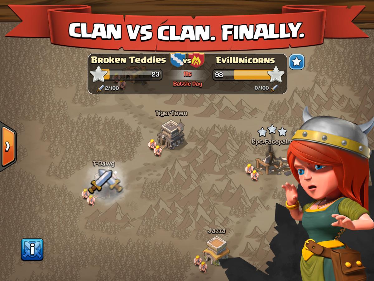 Clash of Clans 6.322.3