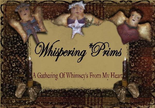 WHISPERING*PRIMS