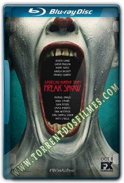 Baixar Serie: American Horror Story Da 1ª a 4ª Temporada Dublado Torrent Download