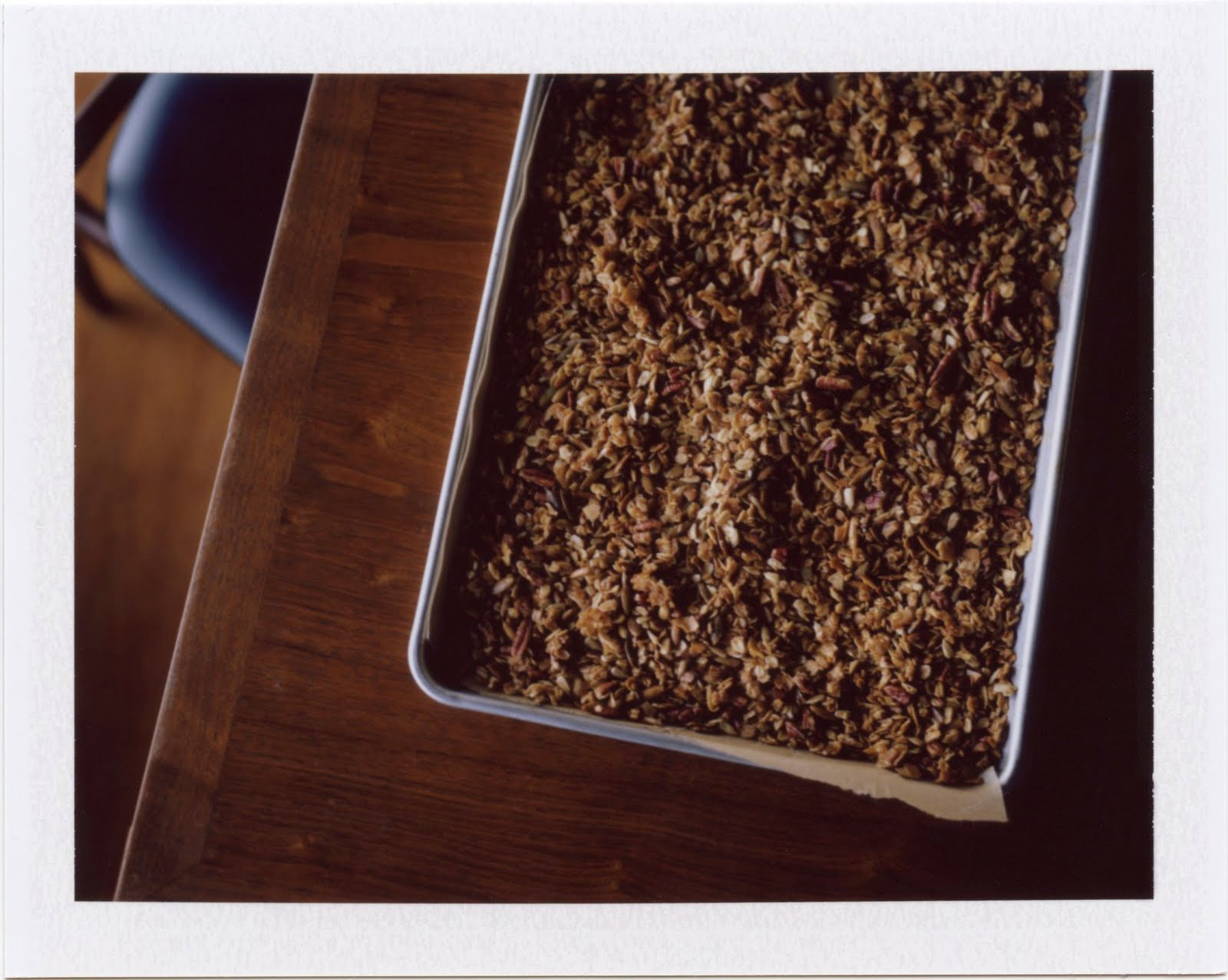 Early Bird Foods Granola Recipe