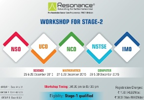 Workshop for stage - 2