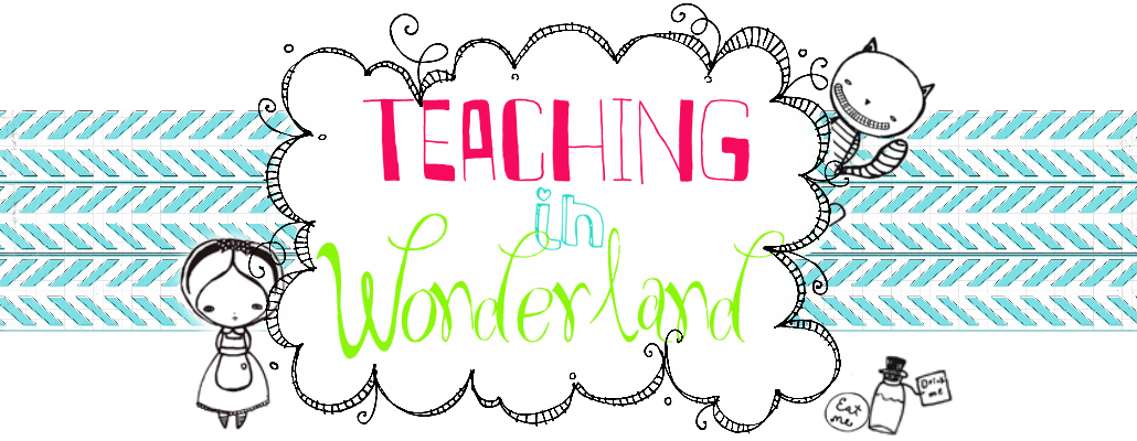 Teaching in Wonderland