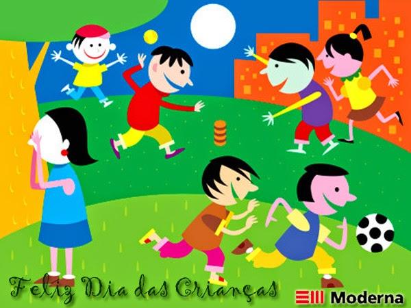 """"""" Feliz dia das Crianças"""""""