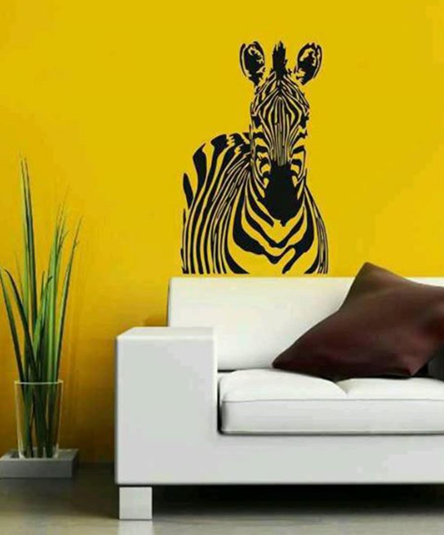 Some Amazing Wild Life On Walls