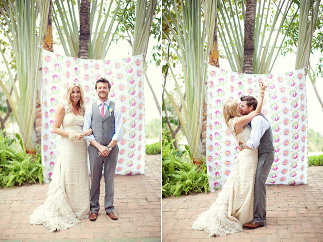 Perfect day wedding planners diy photocall - Photocall boda casero ...