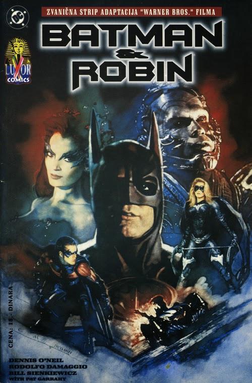 Betmen BATMAN+&+ROBIN