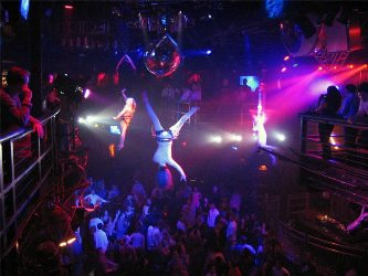dance clubs in vegas