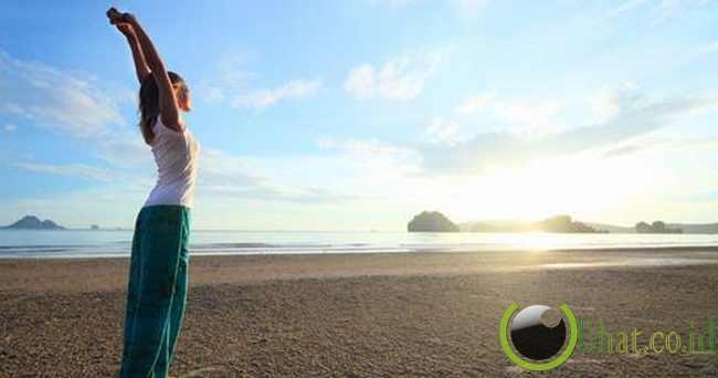 , meningkatkan kekebalan tubuh dan meningkatkan kebugaran pernafasan