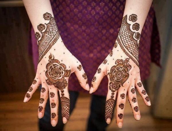 Mehndi For Eid : Indian mehndi designs eid