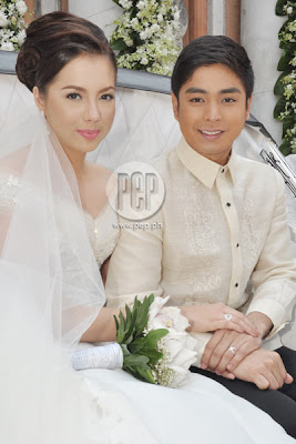 Coco Martin Julia Montes wedding
