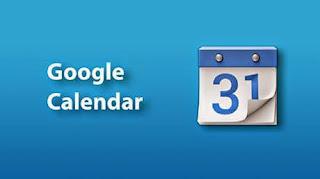 ara melakukan pengaturan pada google calendar