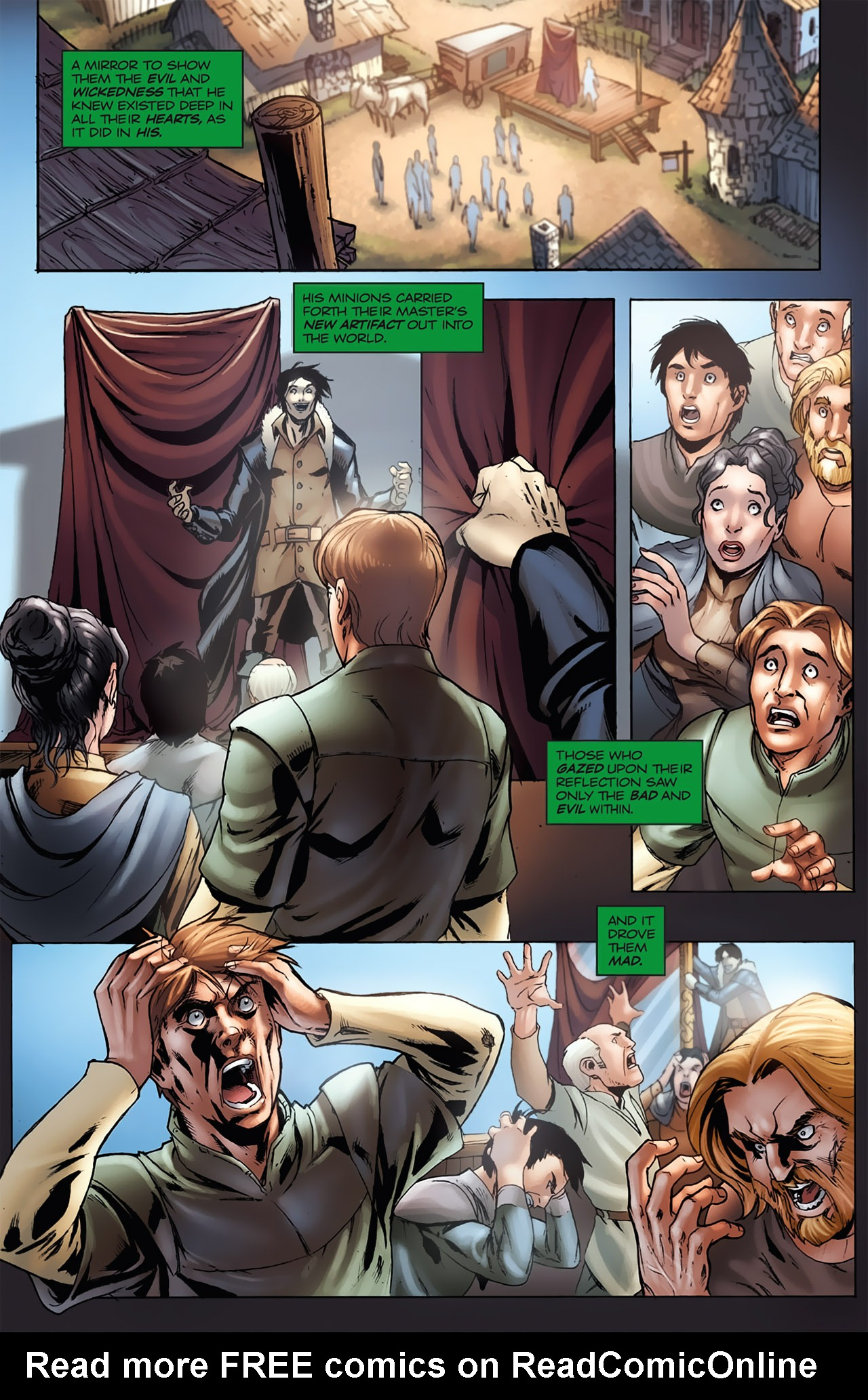 Grimm Fairy Tales (2005) Issue #22 #25 - English 5