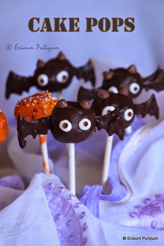cake pops | halloween cake pops & happy halloween !!!