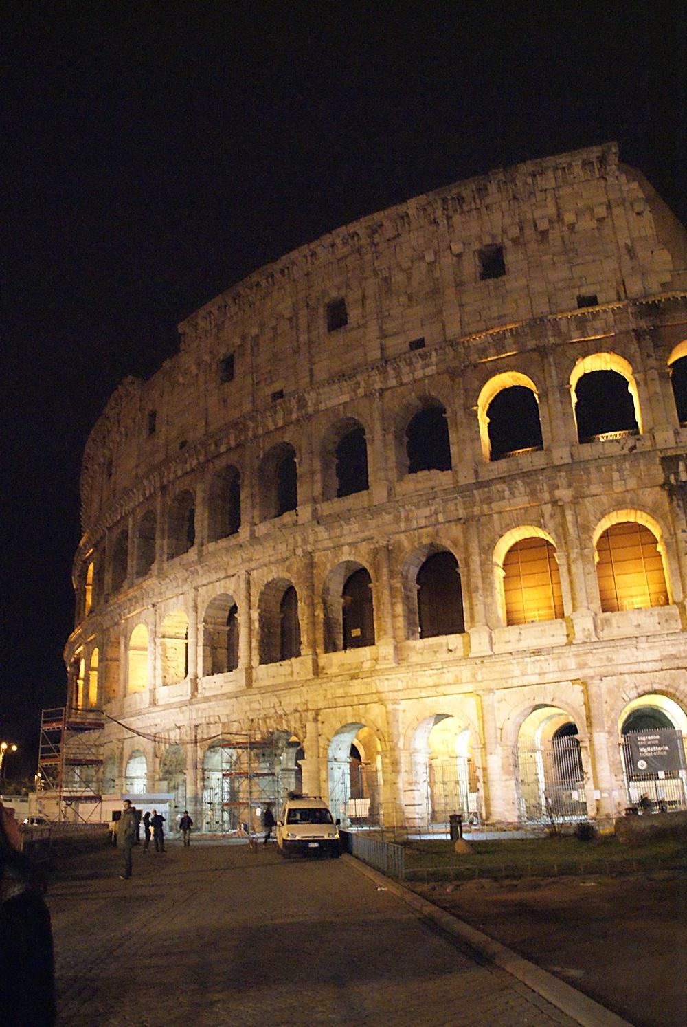Ciao Roma! - relacja z wycieczki do Rzymu