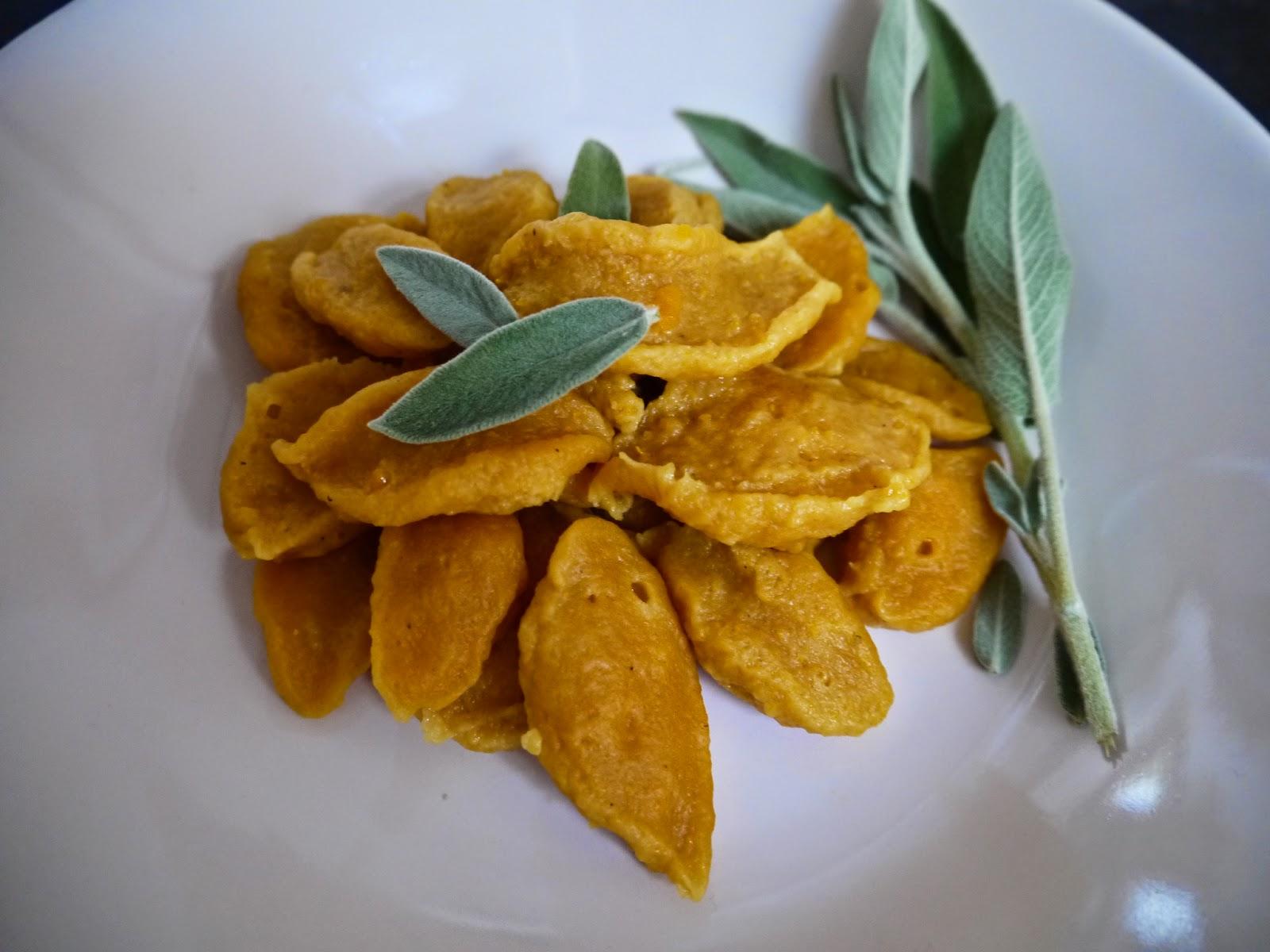 pumpkin gnocchis by Appetit Voyage