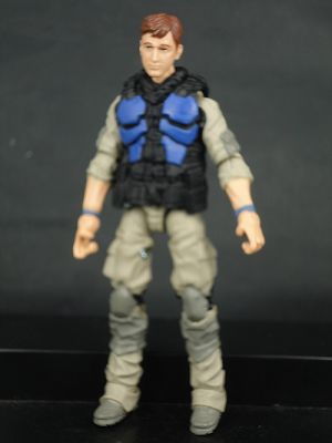 First pictures of Joe's action figure from GI Joe Retaliation