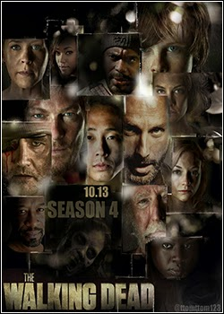 22 The Walking Dead 4ª Temporada Completa – HDTV