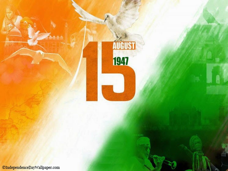 Happy Independence Day Msg In English