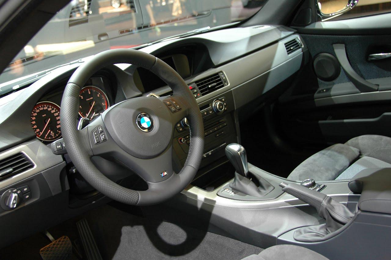 2010 BMW ActiveHybrid 5 INTERIOR
