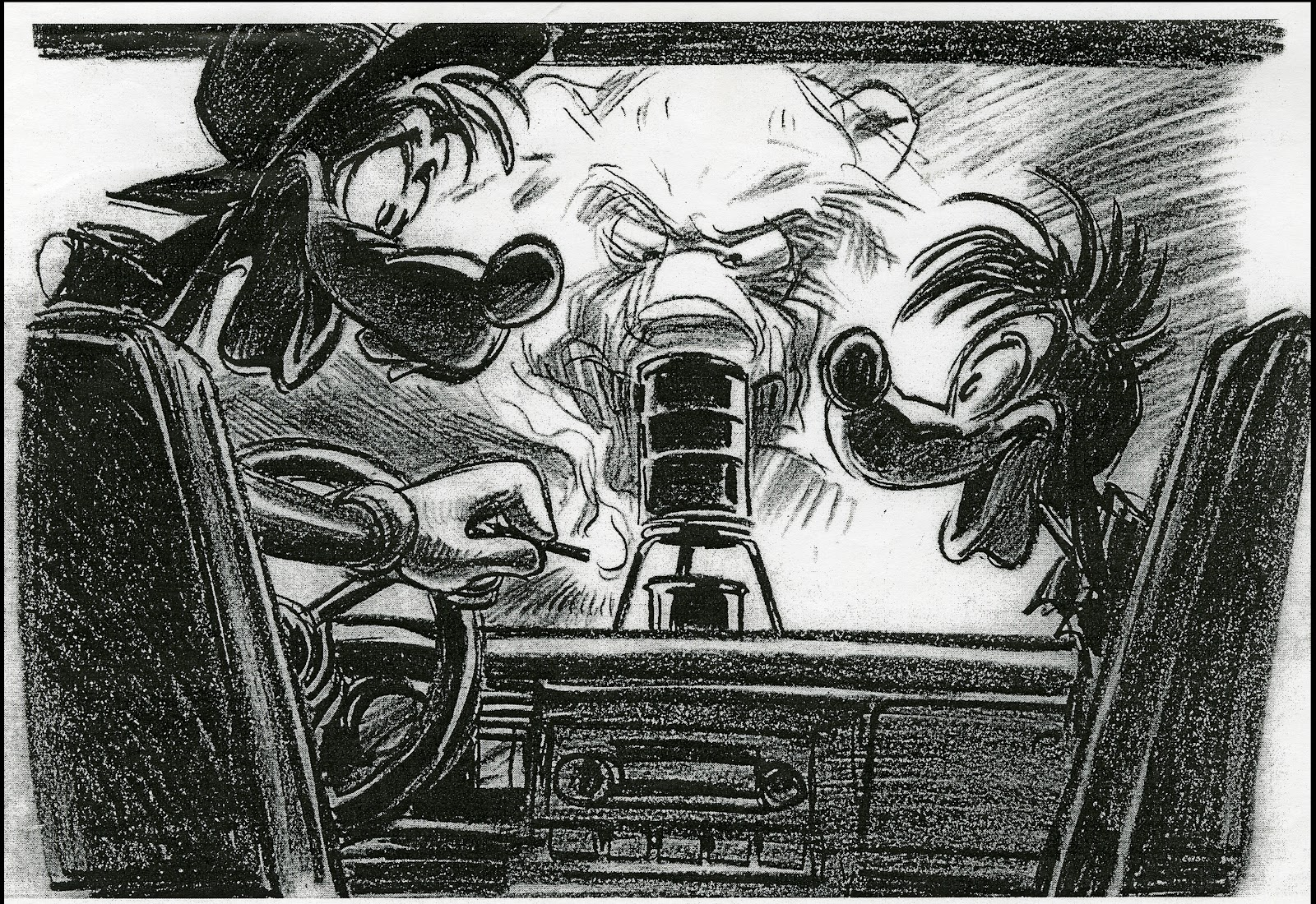 Andy Gaskill  The Goofy Movie  Animation