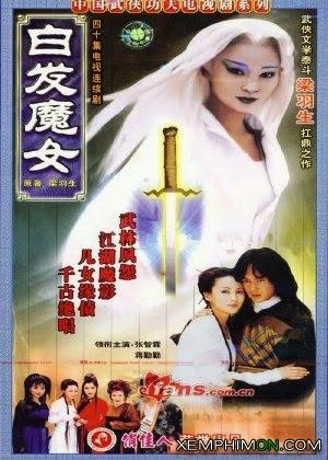 Nữ hiệp tóc trắng Full Tập Trọn Bộ Full HD