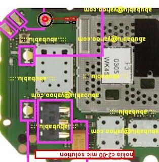 Nokia C2-00 Mic Solution
