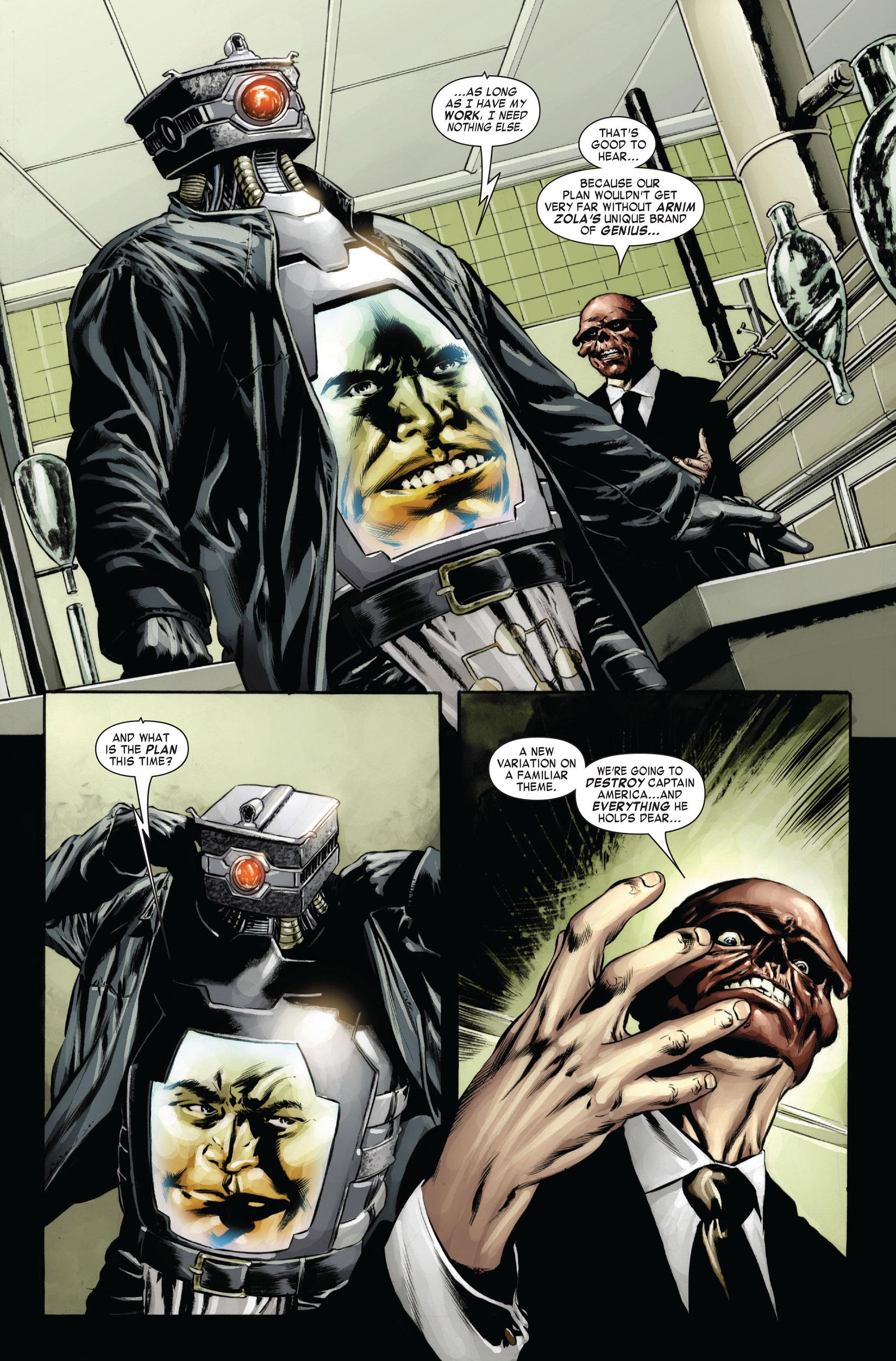 Captain America (2005) Issue #24 #24 - English 23