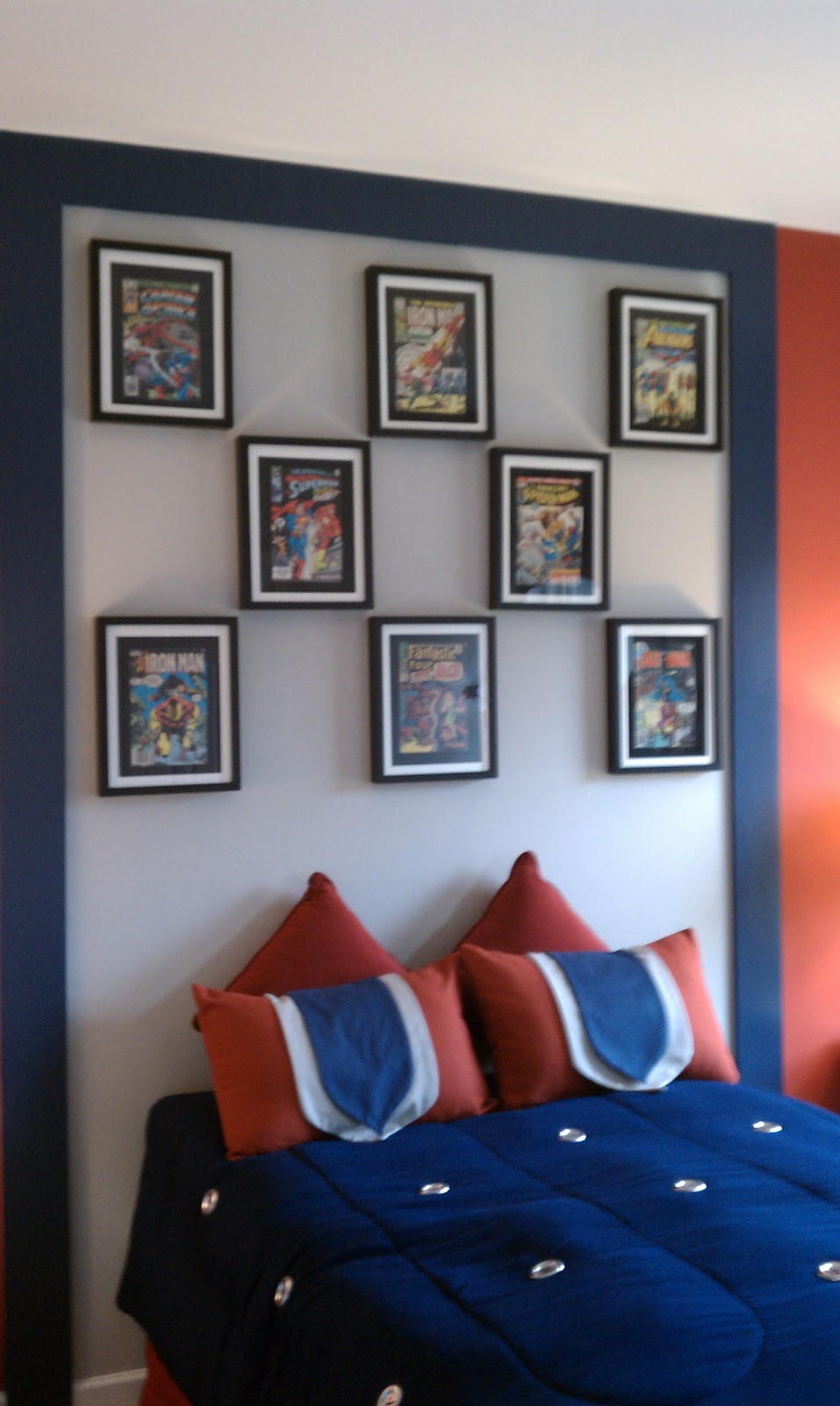 displaying 20 images for magazine collage on bedroom wall