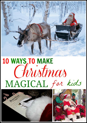 10 Wege zu Weihnachten Magische for Kids, Utah Deal Diva machen