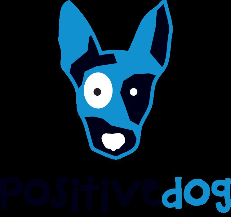 Positive dog