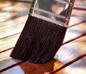طريقة دهان الخشب ضد الماء - عمل عازل لدهان الخشب - دهان الخشب ورنيش