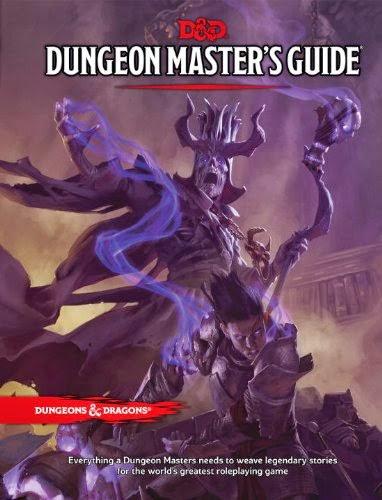 D&D 5º Edición, Guía del Maestro de Juego