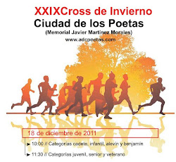 XXIX CROSS (2011): RESUMEN