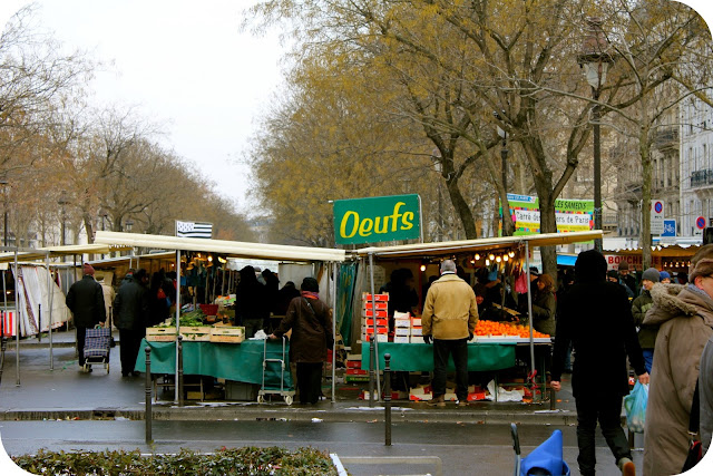 ليلك للتسوق في باريس