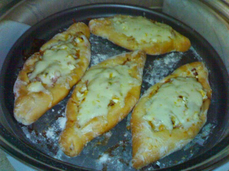 Recette pizzas barquettes