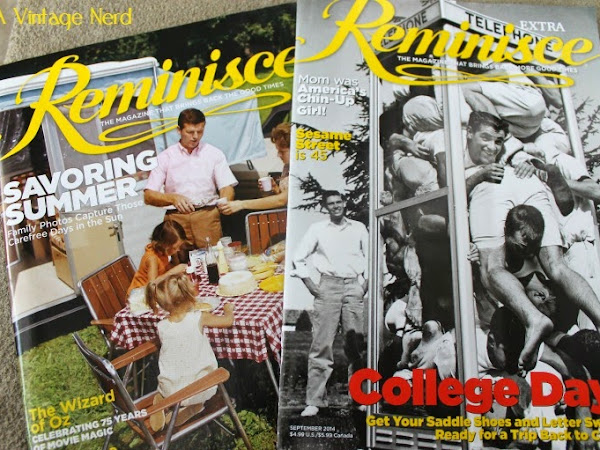 Magazine Review: Reminisce