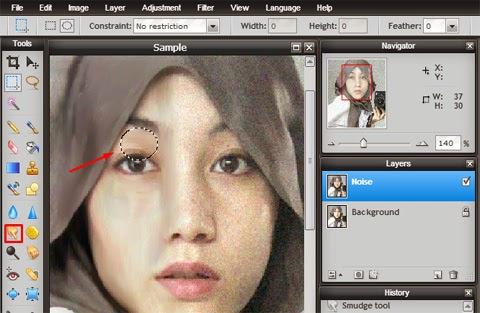 edit Foto seperti Lukisan Dengan Tool Online