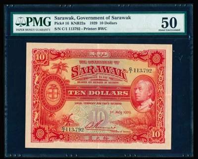 $10 Sarawak