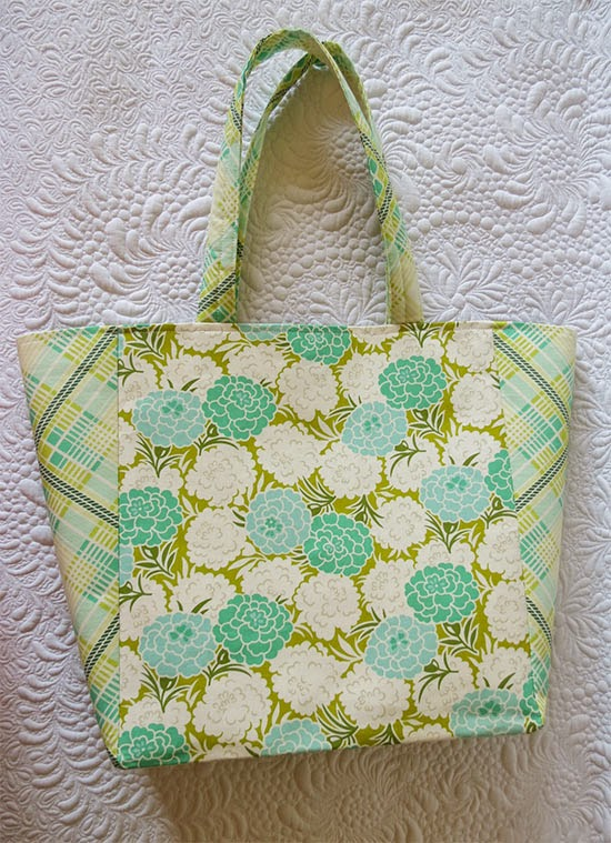 Bag Patterns : Getas Quilting Studio: New Tote Bag and Shopping Bag Patterns