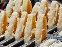 Resep Membuat Kue Rangin Pancong Dan Tips