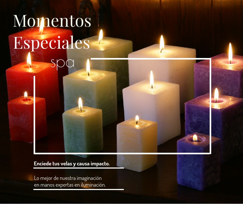 Velas casiopea c mo decorar tu hogar con velas - Como decorar con velas ...